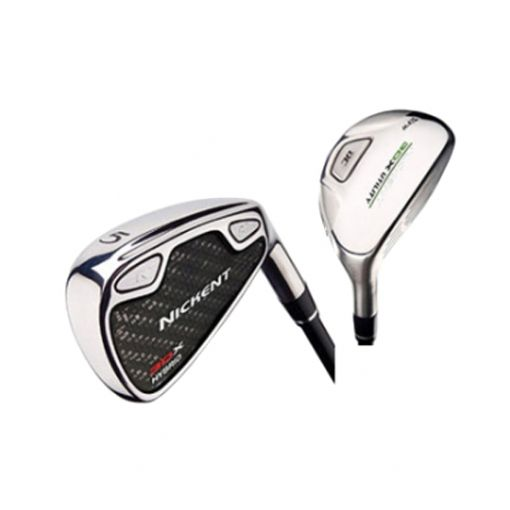 Nickent Golf - 3DX Hybrid Irons Ladies Graphite
