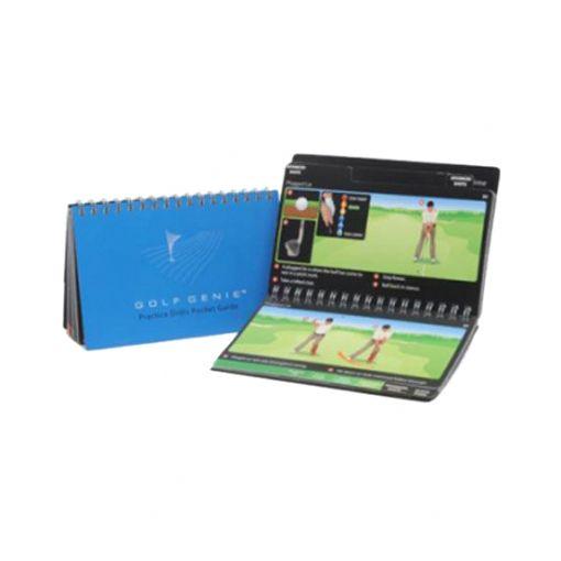 Golf Genie Practice Drills Pocket Guide