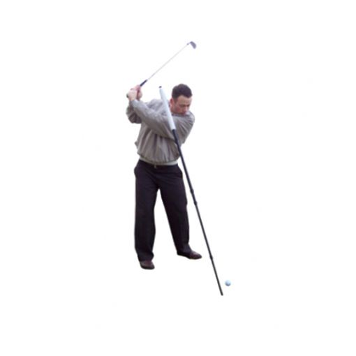 Golf Sway Stick Training Aid