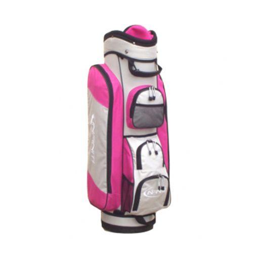 Infiniti 9' Ladies bag - Vectra Silver Pink