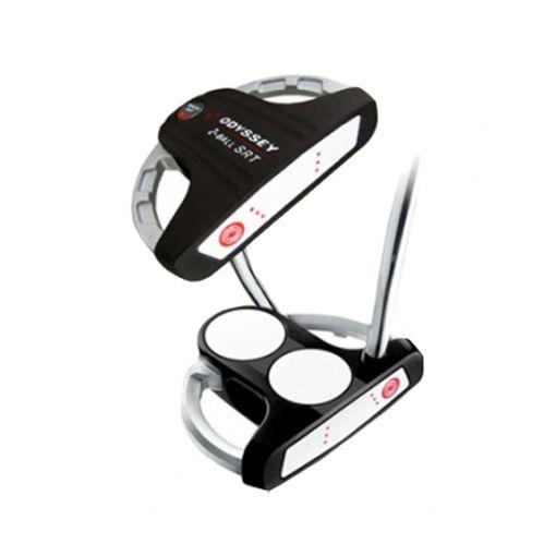 Odyssey Golf White Hot 2-Ball SRT Putter 35