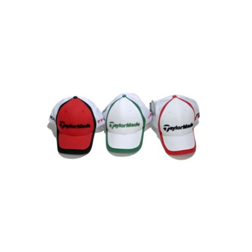 TaylorMade Caps (Red/White)