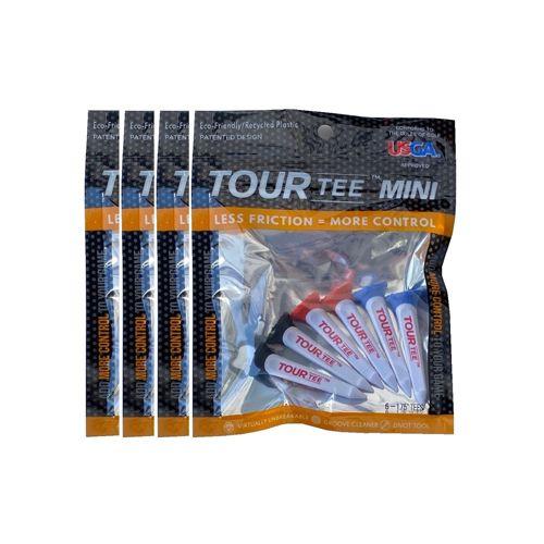 Tour Tee Mini Bulk Order (4 Packs)
