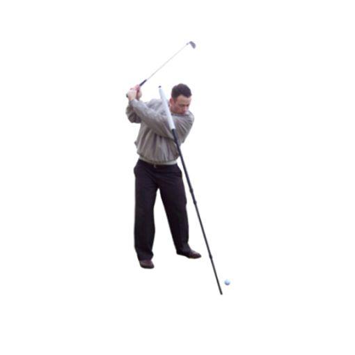Golf Sway Stick Training Aid