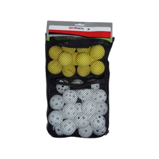 36 Pack Practice balls including pouch