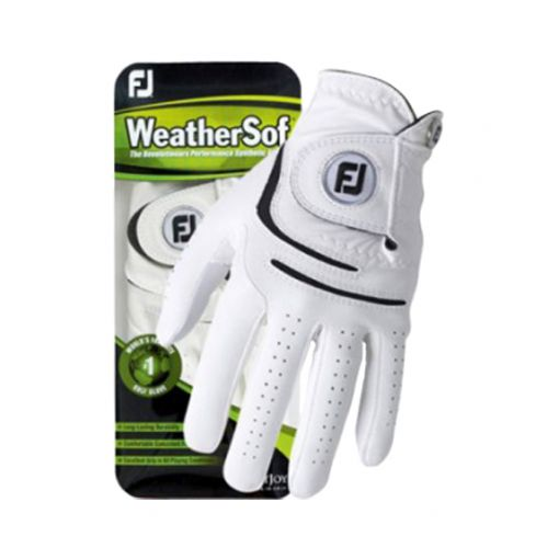 Footjoy weathersof glove - Medium Size only Left Hand Glove