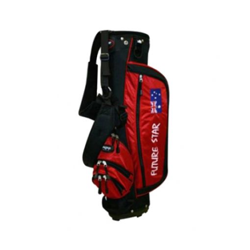 Future Star Carry Bag - Red