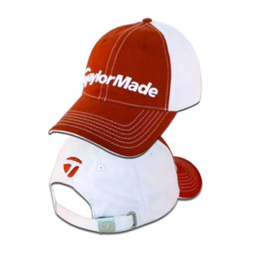 TaylorMade Golf Clutch Adjustable Hat Ball Cap