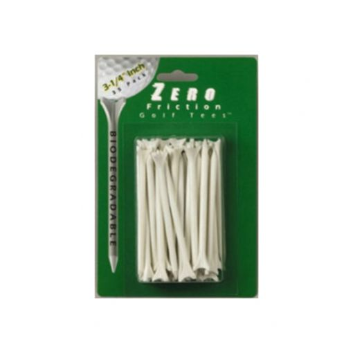 Zero friction 3 1/4 (35 Pack)